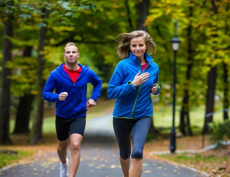 Bieganie dobre na wszystko