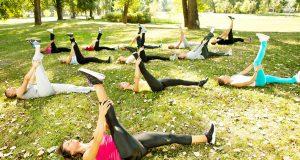 Rozgrzewka przed ćwiczeniami