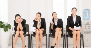 Modelki w agencji