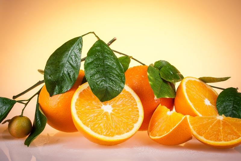Pomarańcze na zdrowie