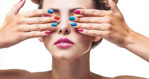 Piękne dłonie i paznokcie