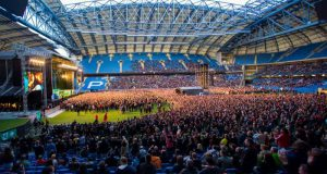 Koncert na stadionie