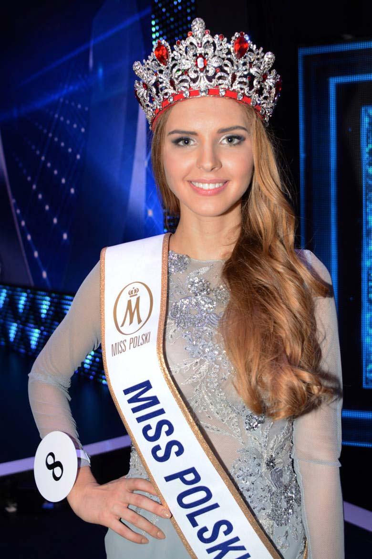 Magdalena Bieńkowska Miss Polski 2015