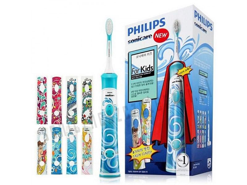 szczoteczka soniczna philips sonicare for kids